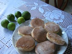 galleta de limon