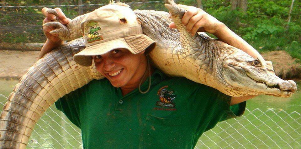 Zooparque los caimanes