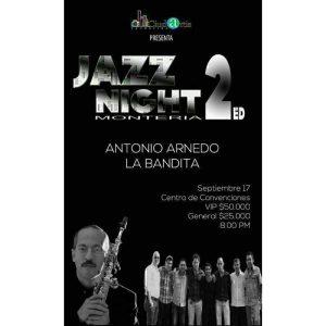 Ciudartis, Jazz, Night
