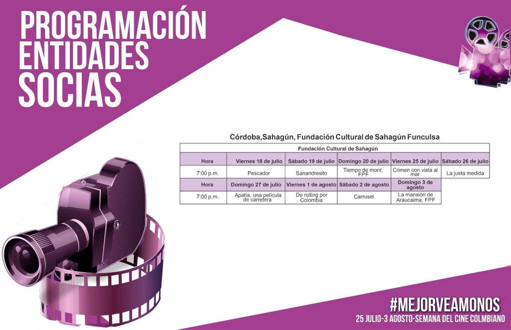 cine colombiano sahagun