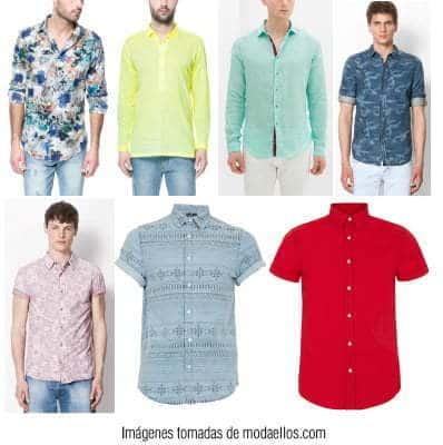 Camisas para clima cálido
