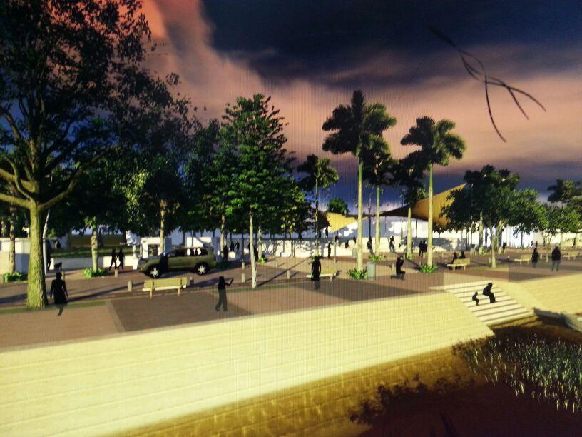 Avenida primera de Montería