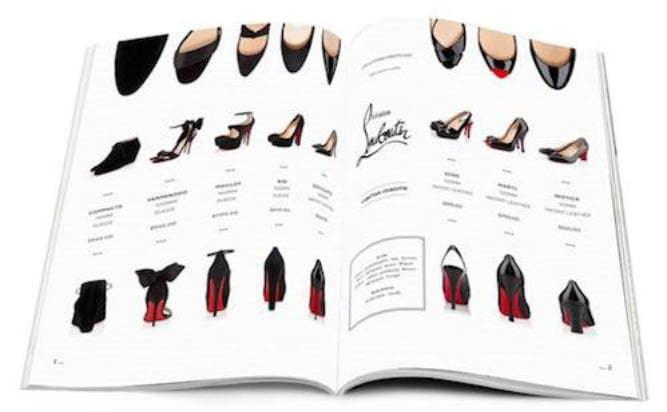 , Diccionario del zapato femenino, La Guía de Montería