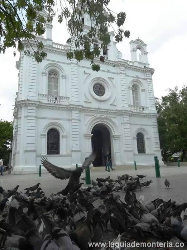 catedral San jeronimo de Montería