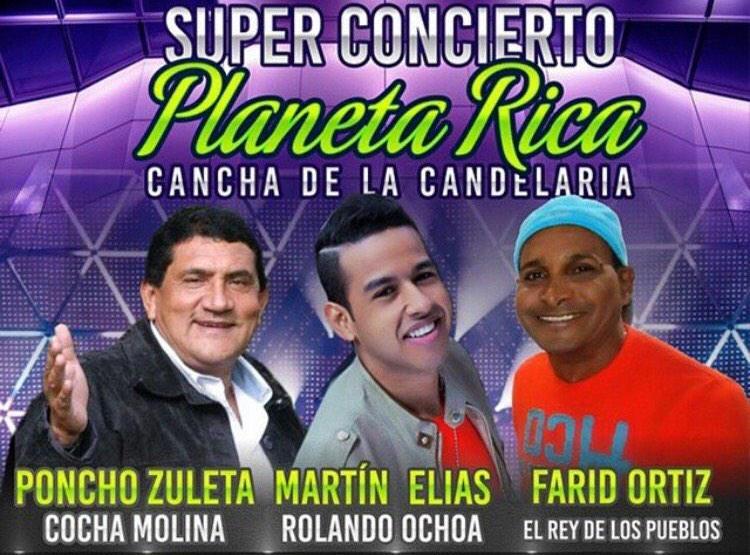concierto planeta