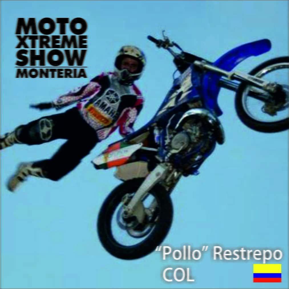 moto xtreme Monteria