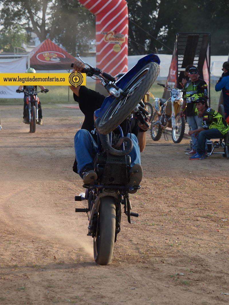 , Moto Xtreme Show Montería, La Guía de Montería