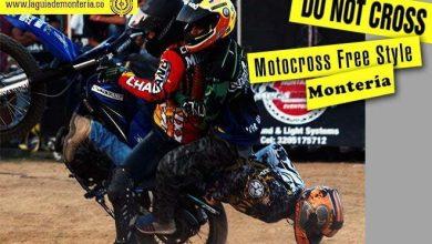motocross free style monteria stunts el pollo restrepo, jake good year