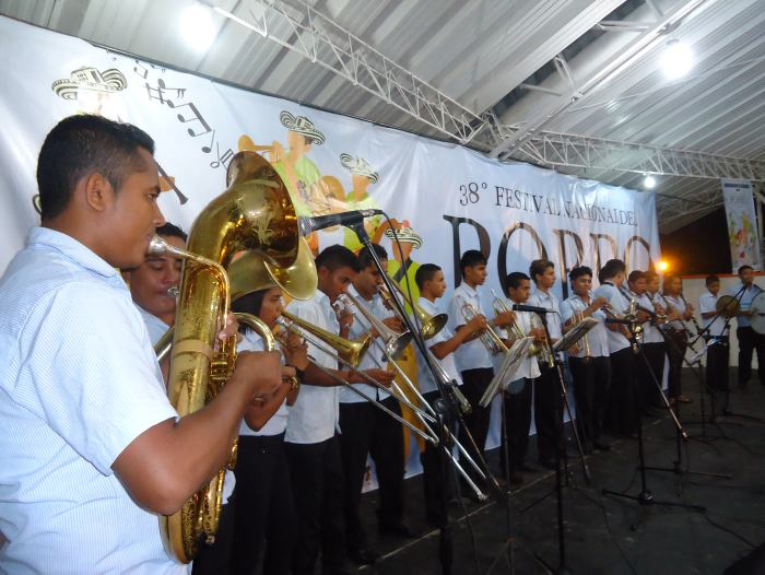 festival nacional del porro en san pelayo