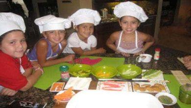 recetas+para+cocinar+con+niños