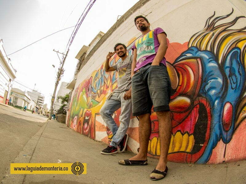 Mooral Montería - Street Art