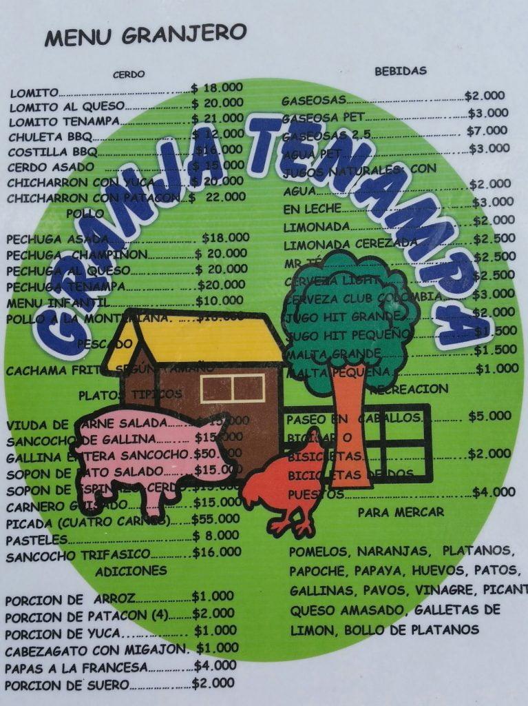 La Granja Tenampa