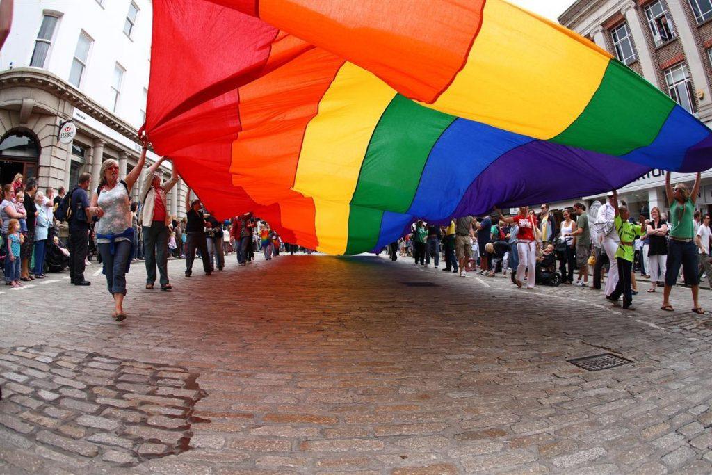 marcha nacional contra el orgullo gay