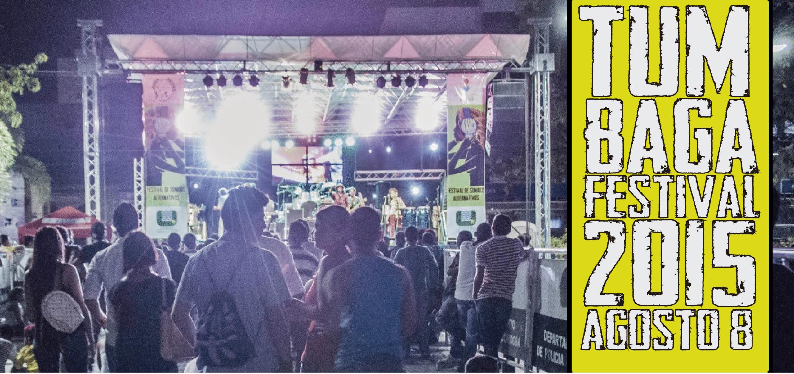Tumbaga Festival, A sacudir el Río Sinú con el Tumbaga Festival 2015, La Guía de Montería