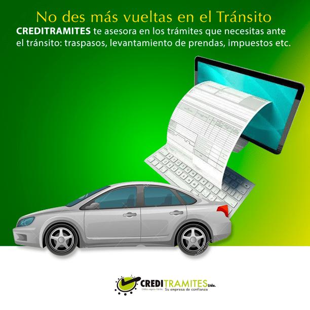 CREDITRAMITES MONTERIA secretaria de transito