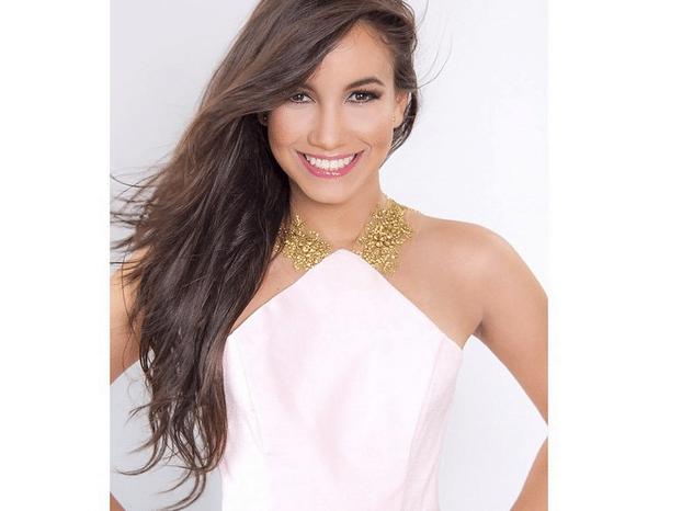 Señorita Córdoba: Ángela  Ghisays Vitola
