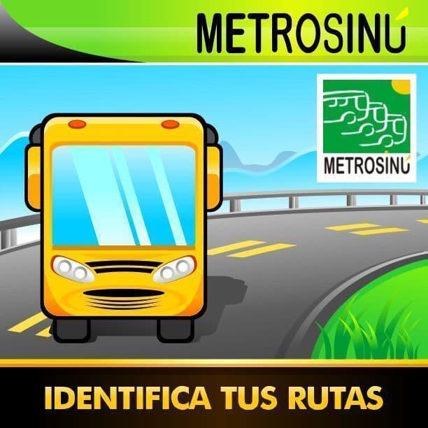 Rutas de Metrosinú