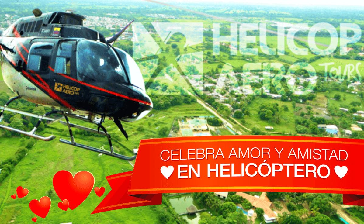 volar en helicóptero, Vuela en helicóptero por Montería sólo a .000, La Guía de Montería