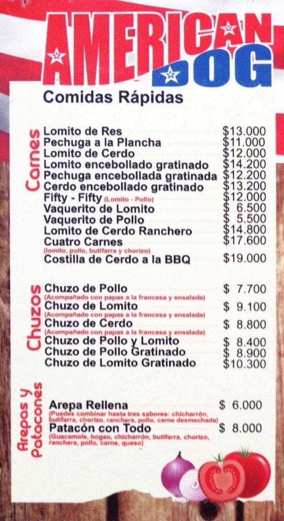 Restaurantes en Monteria
