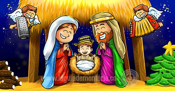 Una navidad a lo monteriano