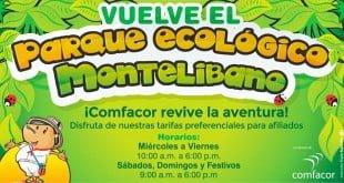 Se reabrió el Parque Ecológico del municipio de Montelíbano