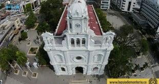 La catedral San Jerónimo de Montería