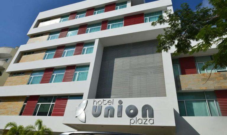 Hotel Unión plaza