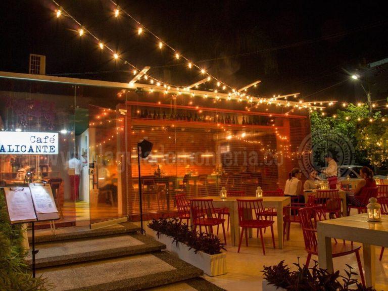 Restaurante Café Alicante