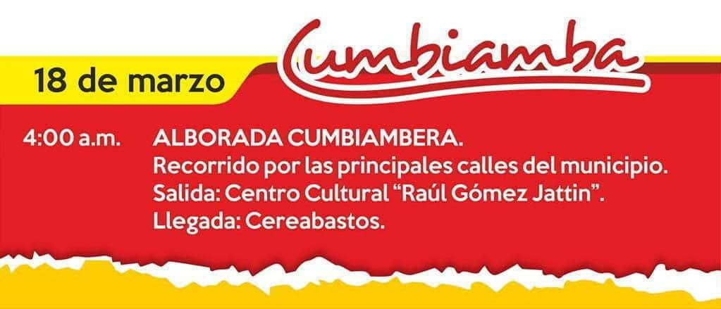 Festival de la Cumbiamba en Cereté, Programate para el Festival de la Cumbiamba en Cereté, La Guía de Montería
