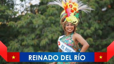 cuarto grupo de candidatas al Reinado del Río