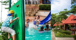 Casarma, un centro recreativo para disfrutar en familia