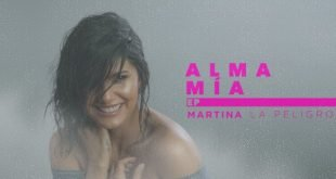 'Alma mía', el nuevo proyecto musical de Martina la Peligrosa