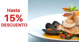 Restaurante Le Mar | Hasta 15% de descuento