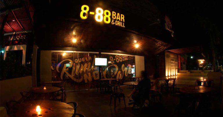 888 Bar & Grill, el lugar perfecto para armar la rumba en Montería