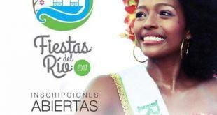 Primeras aspirantes a Reina del Río 2017