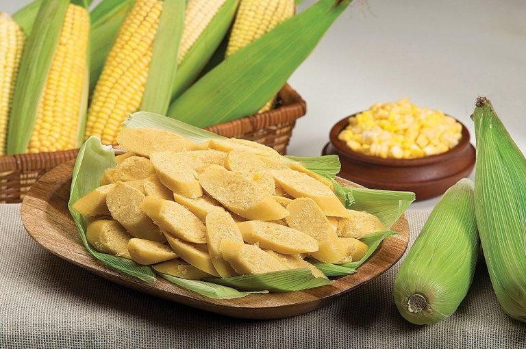 Receta: bollo de maíz