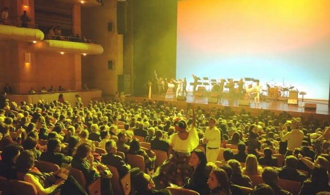 Festival Nacional Del Porro, Lanzamiento del Festival Nacional Del Porro en el Teatro Mayor, La Guía de Montería