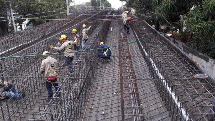 construcción del puente de El Asilo, Así va la obra de la construcción del puente de El Asilo, La Guía de Montería