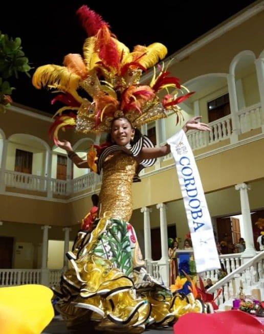 Córdoba entre las favoritas en el Reinado Nacional Infantil del Folclor, Córdoba entre las favoritas en el Reinado Nacional Infantil del Folclor, La Guía de Montería