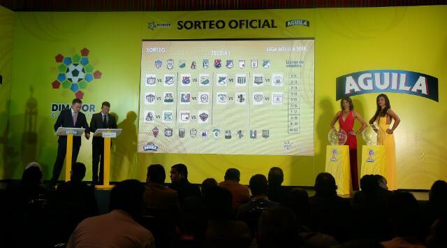 Calendario del fútbol colombiano para el cierre del año, Calendario del fútbol colombiano para el cierre del año, La Guía de Montería