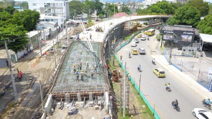 El próximo 26 de noviembre se inaugura el Puente del Asilo, El próximo 26 de noviembre se inaugura el Puente del Asilo, La Guía de Montería