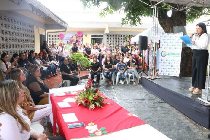 La Casa de la Mujer realizó la Feria Artesanal Empoderarte, La Casa de la Mujer realizó la Feria Artesanal Empoderarte, La Guía de Montería