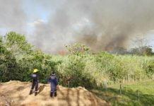 Córdoba está en alerta alta por amenaza de incendios forestales
