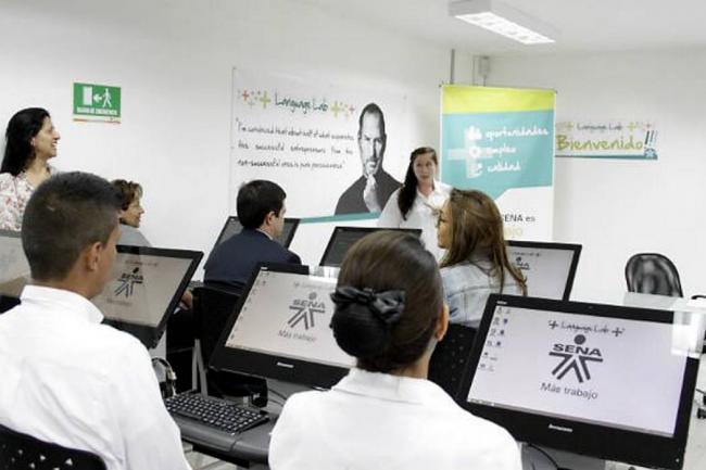Convocatoria de formación del Sena para el departamento de Córdoba