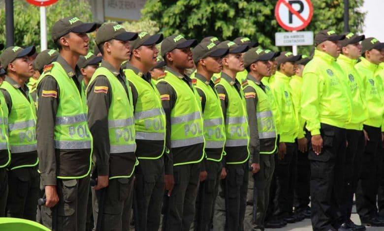 Estos son los contactos de los cuadrantes de la Policía de Montería