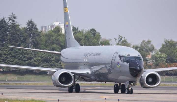 Fuerza Aérea de Colombia evacuará a colombianos de Wuhan