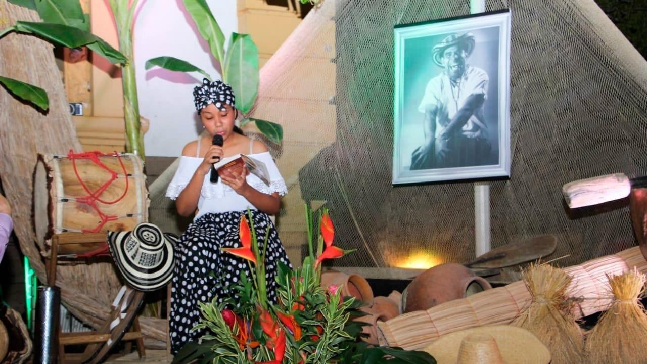 Inició el Año Centenario de Manuel Zapata Olivella en Lorica