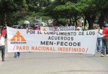 La Asociación de Maestros de Córdoba se suma al paro de 48 horas