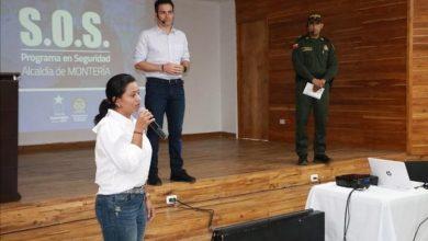 "Lanzan programa ""S.O.S en Seguridad"" en Montería"