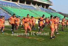 Medidas de seguridad para el partido Jaguares